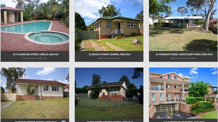A glimpse at Property Deal Finder https://www.propertydealfinder.com.au/
