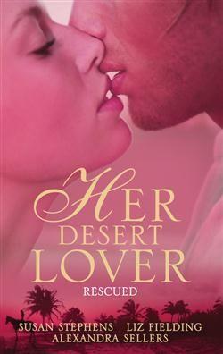Her Desert Lover: Rescued