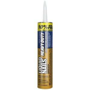 Best Liquid Nails 11 Oz Heavy Duty Construction Adhesive Bonus 400 x 300