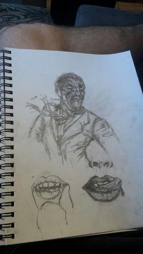 Vampire #WW #Sketch