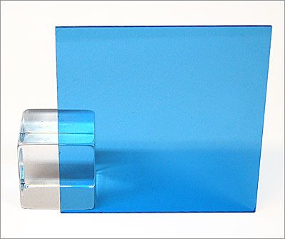 Transparent Colored Acrylic Sheets.
