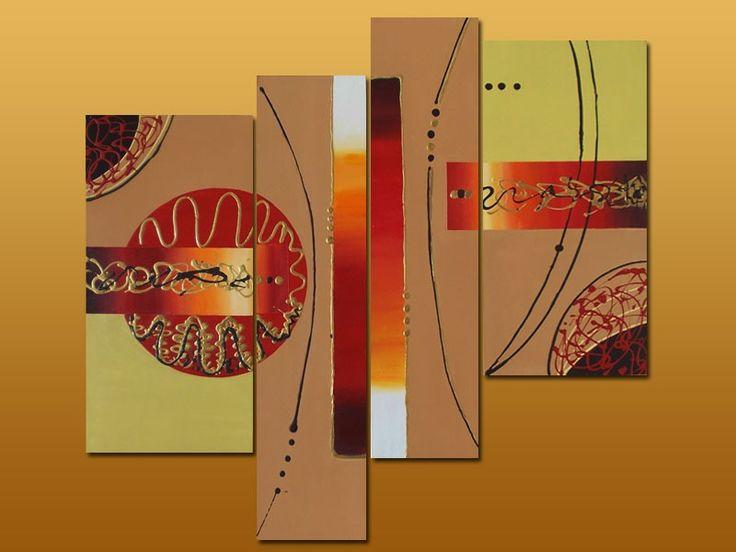 cuadros decorativos modernos abstractos - Buscar con Google