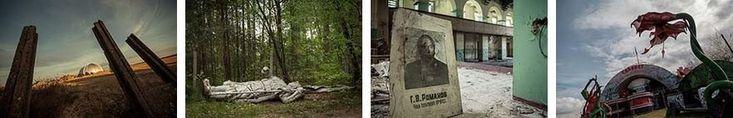"""We Will Forget Soon   Auf den Spuren der Sowjetarmee   Meinblau Projektraum   04.09.-20.09.2015 by Im Rahmen der Berliner Art Week verfolgt die Fotografie-Wanderausstellung """"We Will Forget Soon"""" im Meinblau Projektraum vom 4. bis zum 20. September 2015 die verbliebenen Spuren der Sowjetarmee in Deutschland. Über 40 Jahre lang waren Teile der sowjetischen Roten Armee in der DDR undnach dem Maue ARTatBerlin http://artatberlin.com/we-will-forget-soon-auf-den-spuren-der-s"""