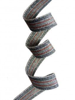 striped elastic