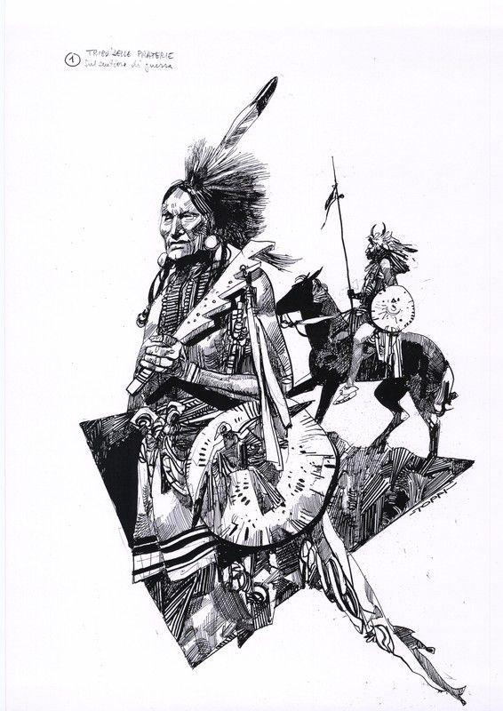 Character Design Wiki : Art by sergio toppi info https en wikipedia