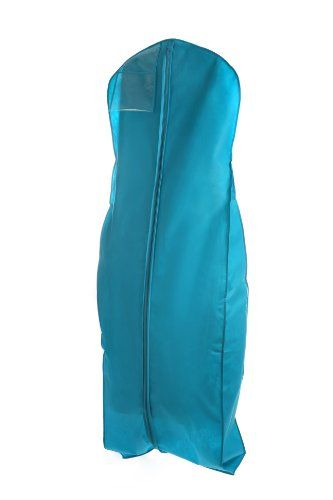 Brand NEW Turquoise Breathable Prom Gown Dress Garment Bag by Bags for Less « Dress Adds Everyday
