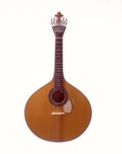 The Portuguese Guitar.... Unique only to Portugal!