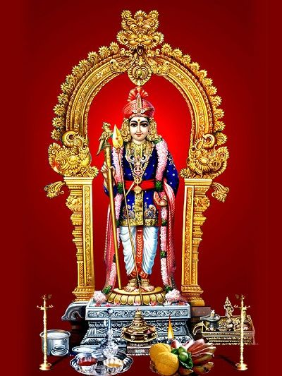 Lord Muruga Is Not A Tamil God.