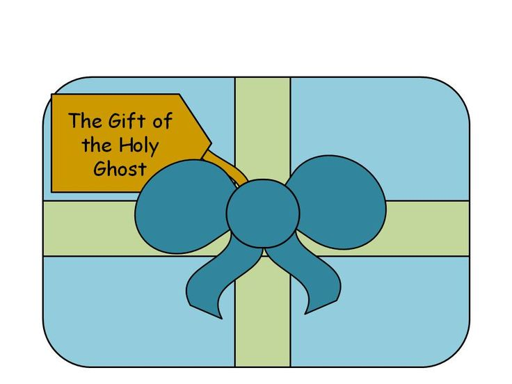 """Lesson 12 """"The Gift of the Holy Ghost"""" Primary manual B ages 4-7 