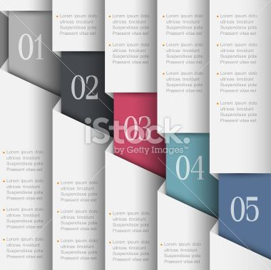 Design Infographic Template Royalty Free Stock Vector Art Illustration