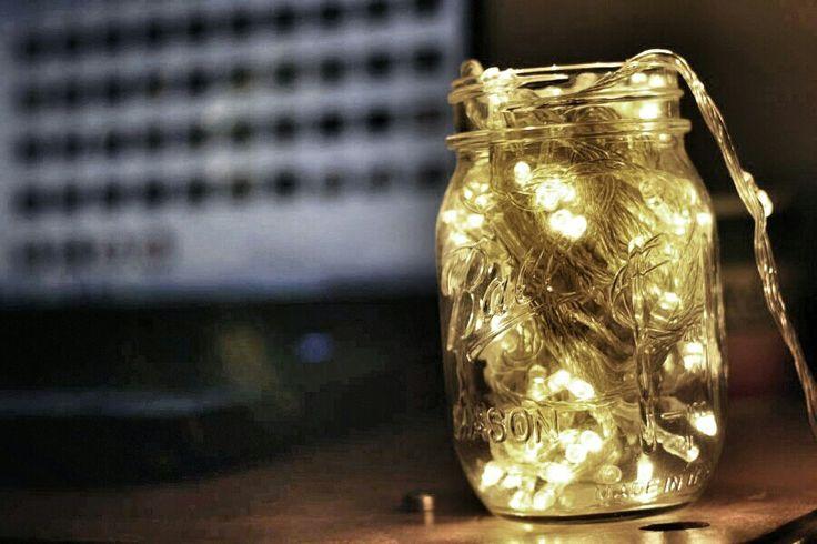 good night lamp #DIY