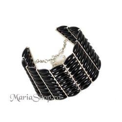 margele-mariashop: Onix si obsidian - cum facem deosebirea dintre ele...