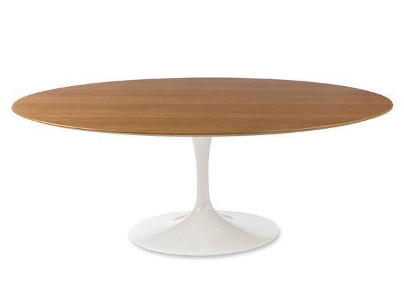 Knoll Saarinen Tulip Dining Table - Oval