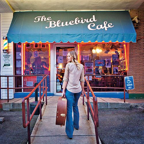 The Bluebird Cafe, Nashville, Tennessee, is on Rolling Stone's list of Venues That Rock - The Best Music Clubs in America. #OneOfAKindNashville  #JessieWestern