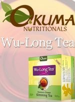 I recommend buying Wu-Long Tea from Okuma Nutritionals