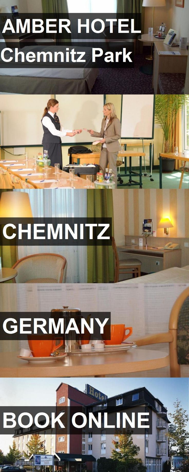 AMBER HOTEL Chemnitz Park in Chemnitz, Germany. For more information, photos, reviews and best prices please follow the link. #Germany #Chemnitz #travel #vacation #hotel