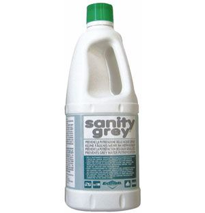 En oferta Tratamiento de Aguas Grises en Barcos Sanity Grey, 1 Lt