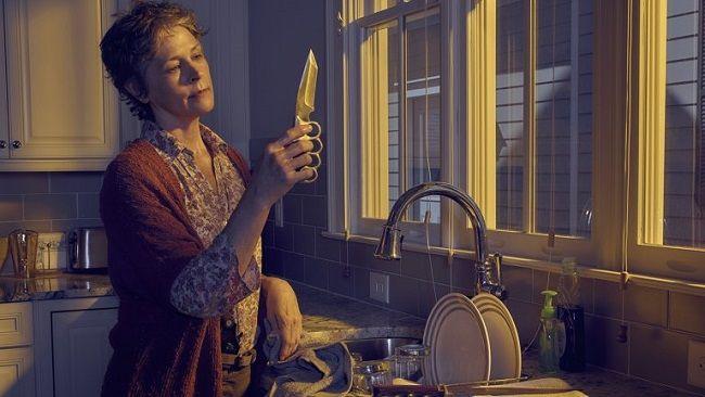 The Walking Dead Temporada 6: Daryl, Rick, Carol y Michonne en las nuevas imágenes