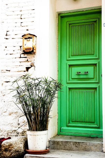 Bozcaada - TURKEY Kapı by Hakan SERT, via Flickr