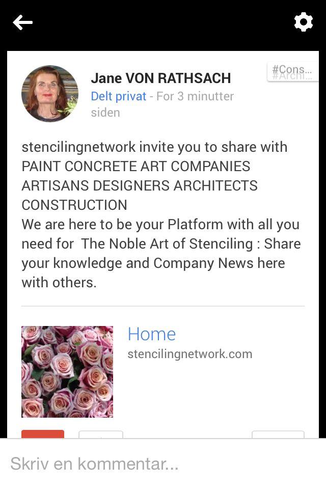The Decorating Human HOMO DECORANS stencilingnetwork
