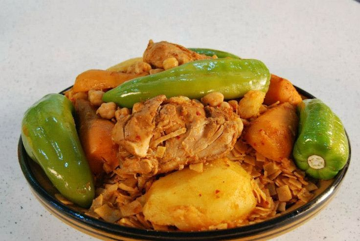 Recette 100 tunisienne autres recette tunisienne for Cuisine tunisienne