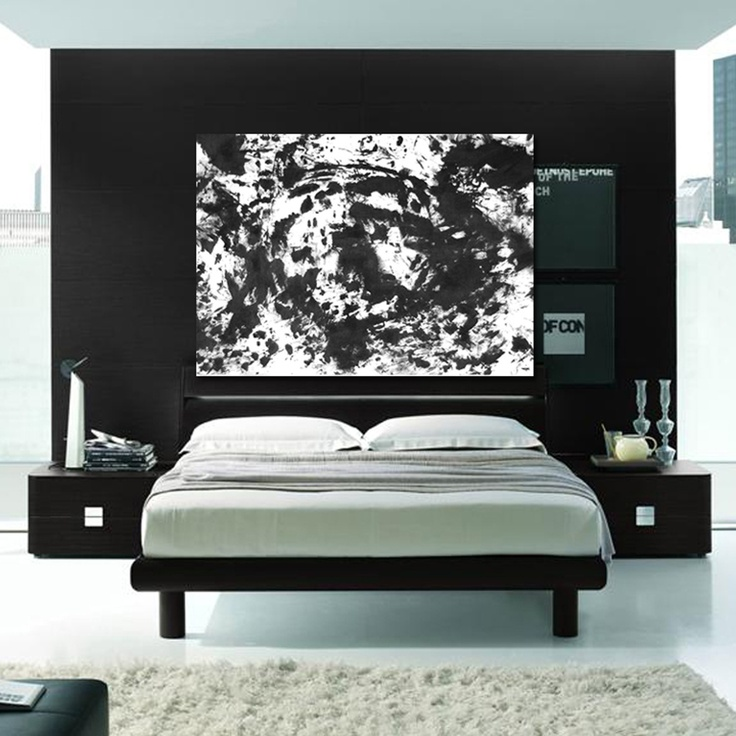 Love is art black kit the love is art black kit comes with everything a black white bedroomsabstract
