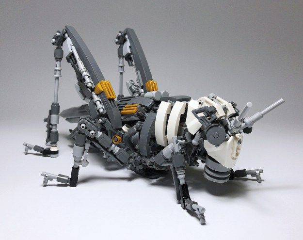 LEGO Mech Locusta migratoria-01