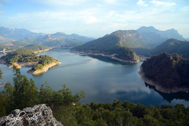 Karacaören Barajı - Burdur  Çağlar Şahin