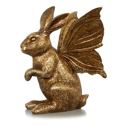 George Home Bunny with Wings Ornament | Home & Garden | George at ASDA