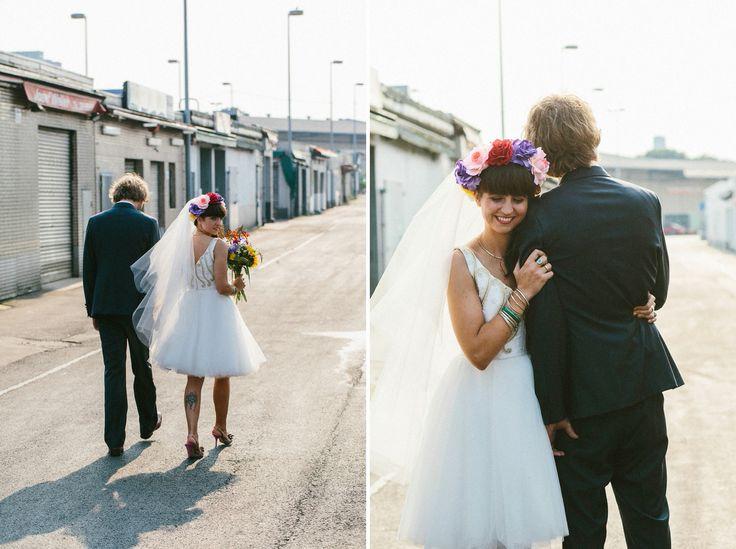 Plastikblumen, Glitter und Whisky Sour - DIY Hochzeit • Amanda & André - Paul liebt Paula | Hochzeitsfotograf Berlin