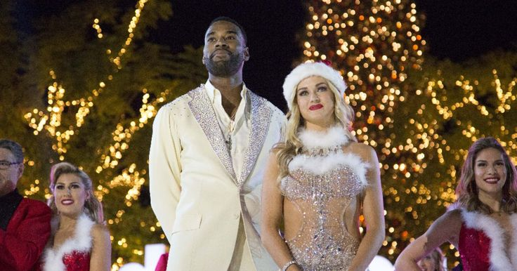 Calvin Johnson finishes third on 'Dancing with the Stars'