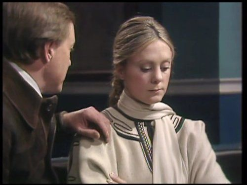 James Bolam and Rosalind Ayres in The Limbo Connection From the Armchair…