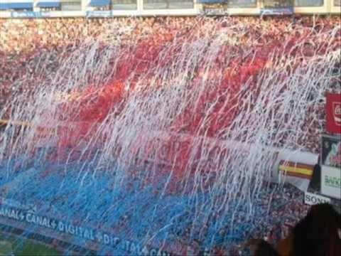 Atletico de Madrid - Himno del Centenario (Joaquin Sabina...).wmv