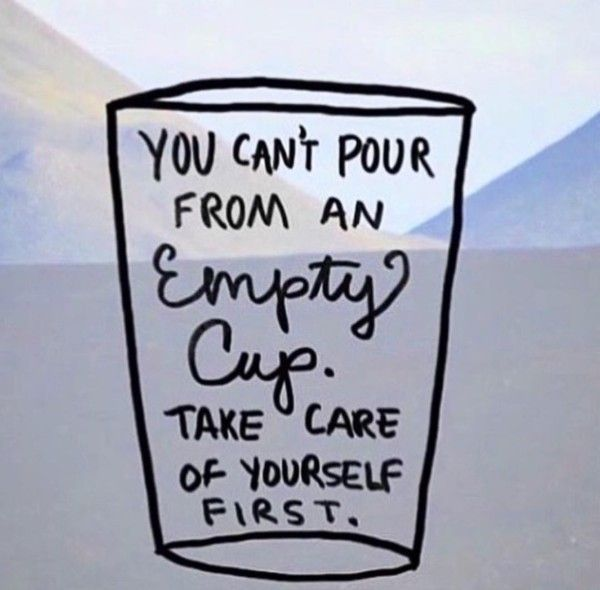 Take care of yourself mamas.