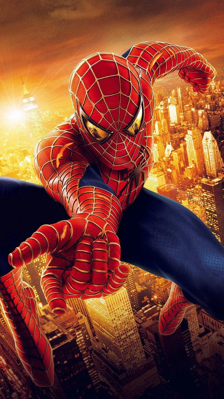 beautiful spiderman background for iphone