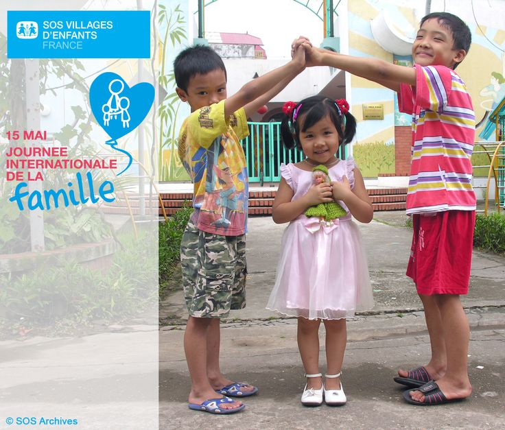 Journée Internationale de la Famille. SOS Villages d'Enfants alerte sur les violences familiales / International Family Day. SOS Children's Villages condems violence against children