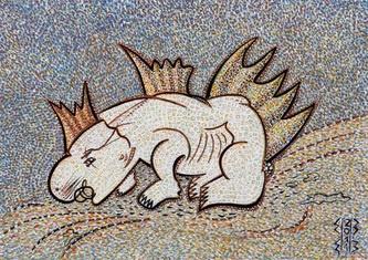 Bunul rinocer fantastic