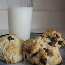 Chocolate Chip Scones - Allrecipes.com
