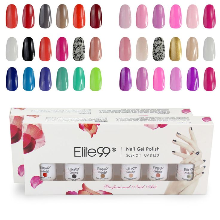 Gel Nail Polish Kit Australia Ebay | Splendid Wedding Company