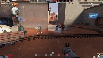 3 predictions 2 lucky crits one GIF #games #teamfortress2 #steam #tf2 #SteamNewRelease #gaming #Valve