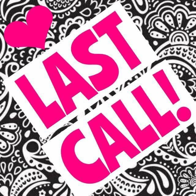 June 11, 2016 - Today is the last day for accepting orders for my Launch Party. If interested in placing an order, you can find me at www.mythirtyone.com/1826770. Look under My Parties section and click on Home Launch Party. Happy Shopping!