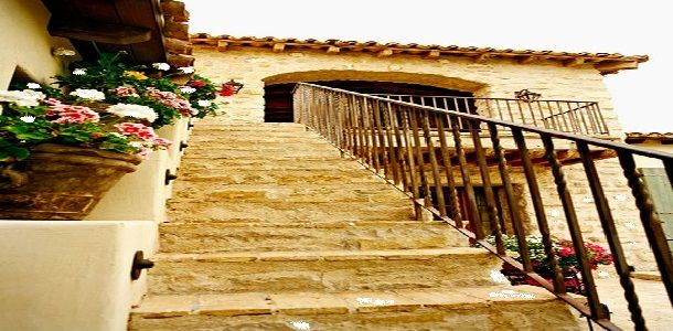 Durable Exterior Stairs