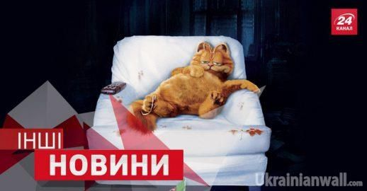 """ДРУГИЕ новости. Как слон напугал Шварцнеггера. В сети нашли самого ленивого кота http://ukrainianwall.com/ukraine/drugie-novosti-kak-slon-napugal-shvarcneggera-v-seti-nashli-samogo-lenivogo-kota/  В свежем выпуске программы """"ДРУГИЕ новости"""" — Арнольд Шварценеггер показал, как он спасается от слона. Также в выпуске: Зачем мужчина расстрелял лампочки. Как козу научили выполнять собачьи команды. Кто научил"""