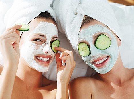 Sweetsation Blog: Alpha hydroxy acids (AHA) honey, yogurt, and banana facial mask