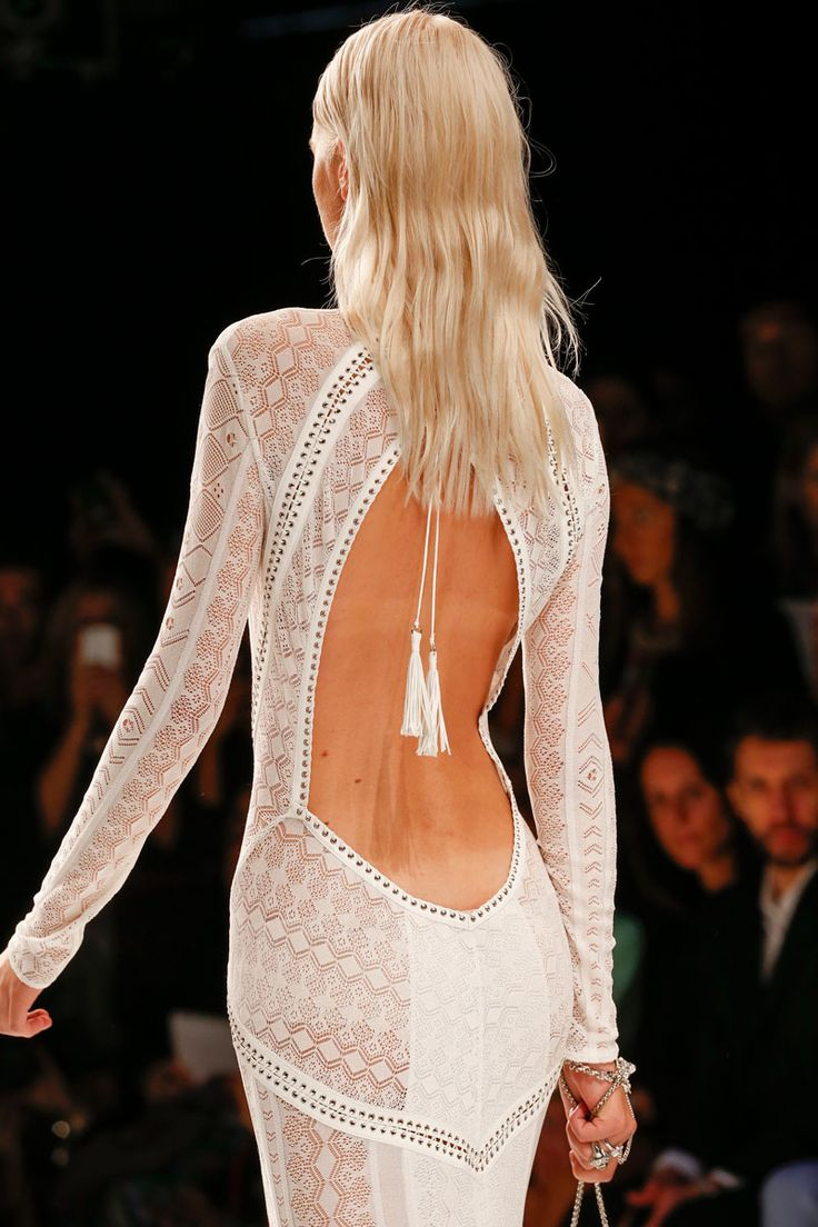 Oh my!......Roberto Cavalli Spring 2014 RTW - Details - Fashion Week - Runway, Fashion Shows and Collections - Vogue
