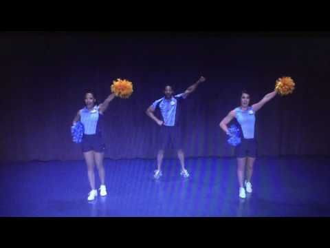 Uca cheer 2016 - YouTube