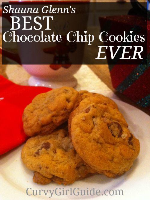 Shauna Glenn's BEST Chocolate Chip Cookies EVER