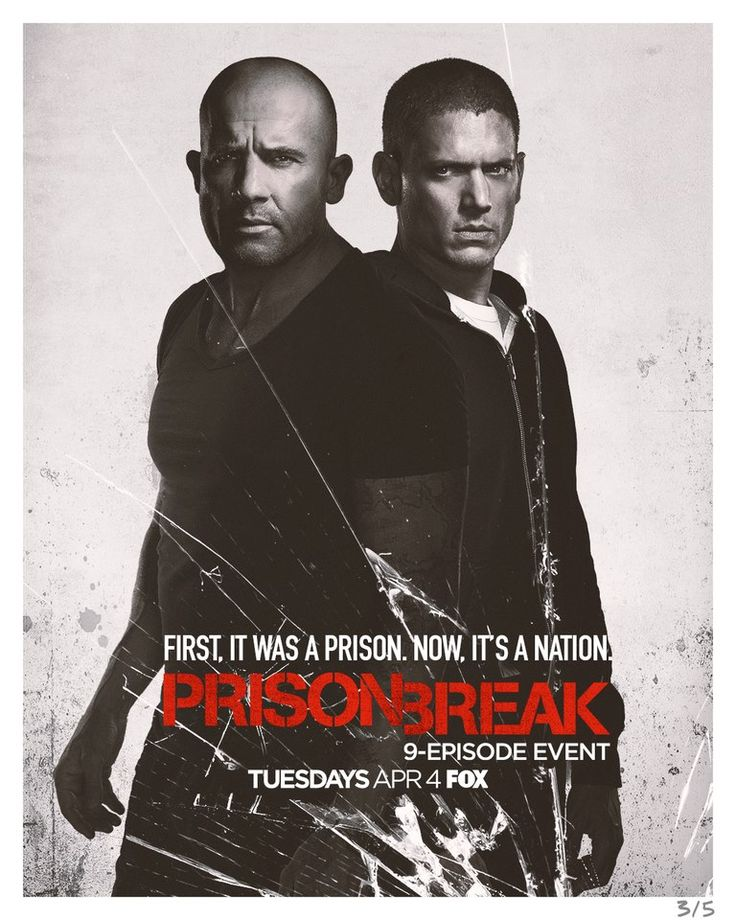 They're back. Prison Break returns April 4 on Fox