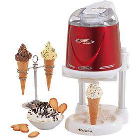 Chi da bambino non ha sognato di avere una macchina per il gelato? Realizzare questo piccolo dolce sogno costa meno di quello che pensi ;) #cucina #elettrodomestici #gelato #ricette #dolci