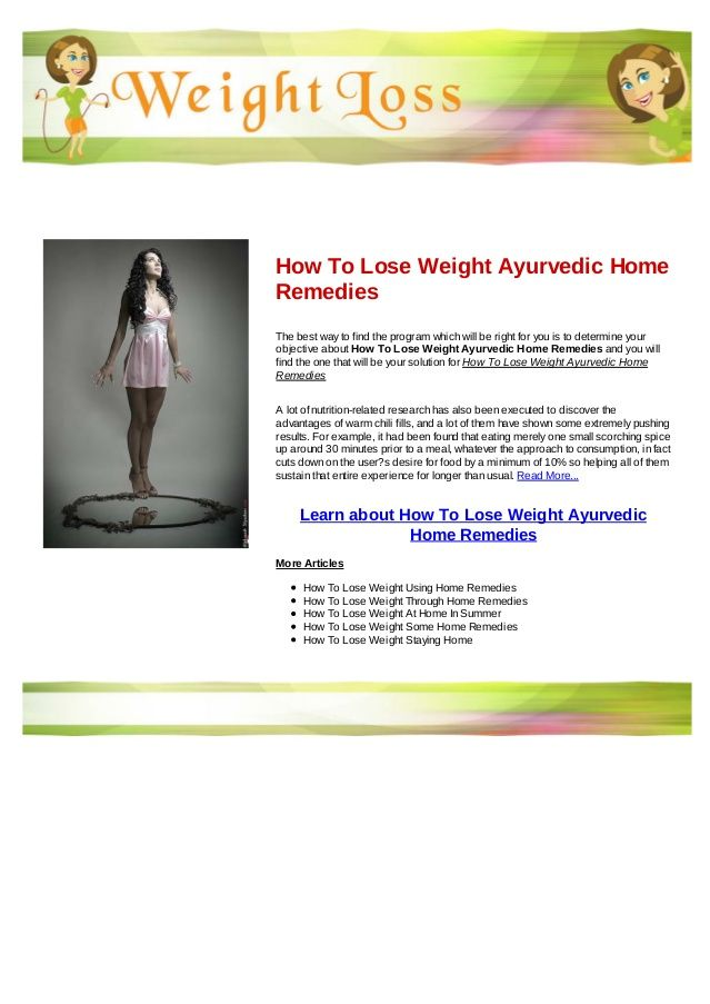Urdu Weight Loss Home Remedies You Can Find More Details By